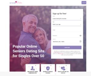 Seniorstodate registration