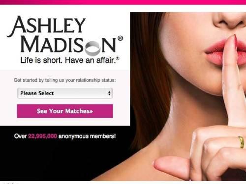 AshleyMadison sign up