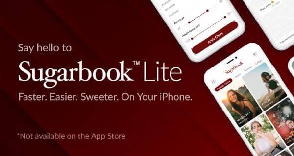 SugarBook app
